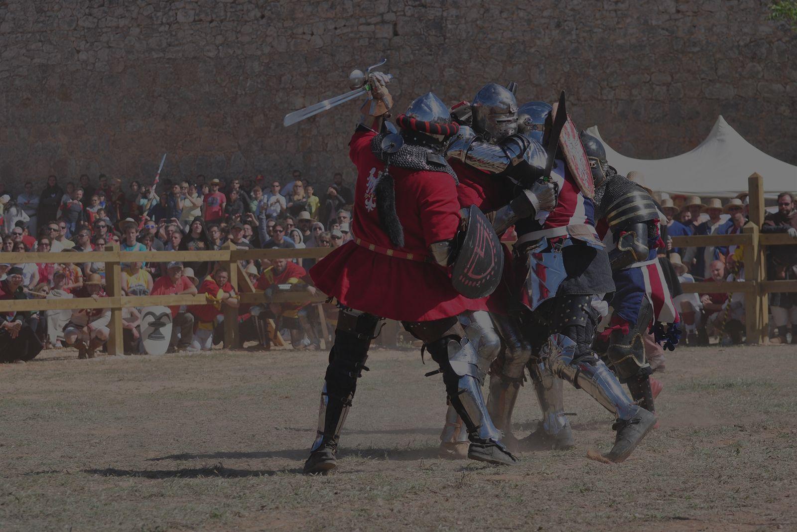 Zobacz film – tutaj rycerze walczą naprawdę!